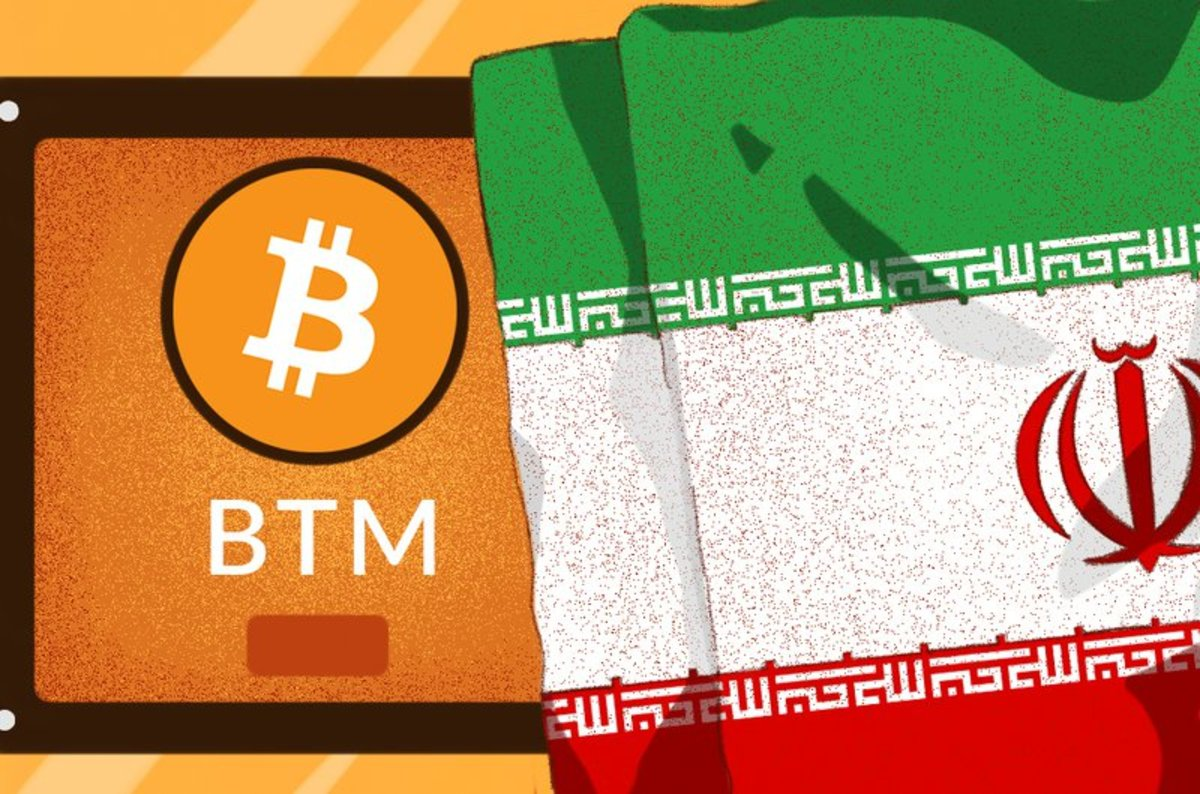 Adoption & community - Iran's First Ever Bitcoin ATM Unveiled in Tehran