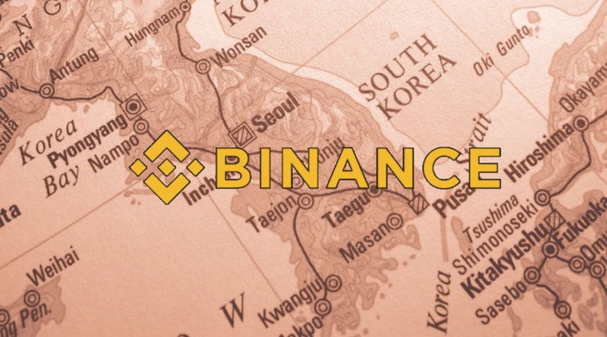 Adoption - Binance Plans to Expand Into South Korea