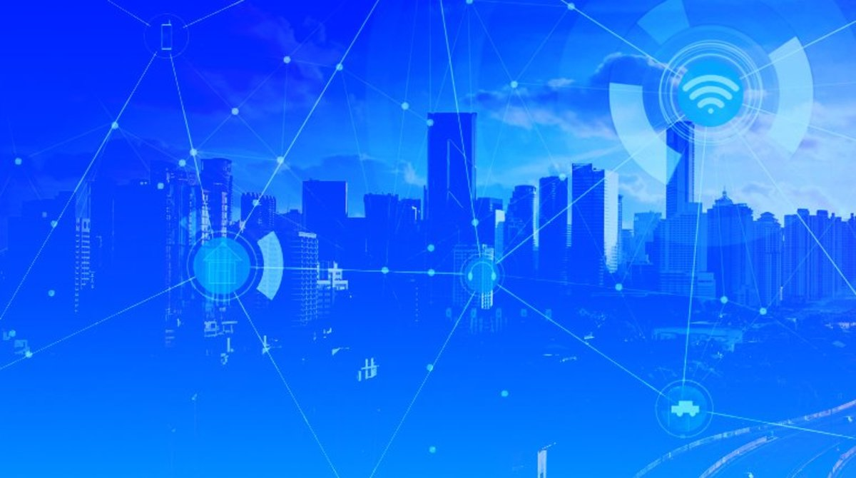 - The Potential of IoT and the Blockchain