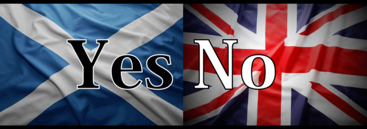 Op-ed - Scottish Independence