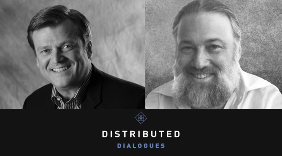 Let's talk bitcoin - Distributed Dialogues: David Chaum