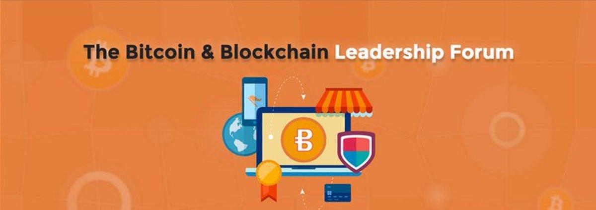 Op-ed - London School of Economics & Bank of England Represented at Inaugural Bitcoin & Blockchain Leadership Forum