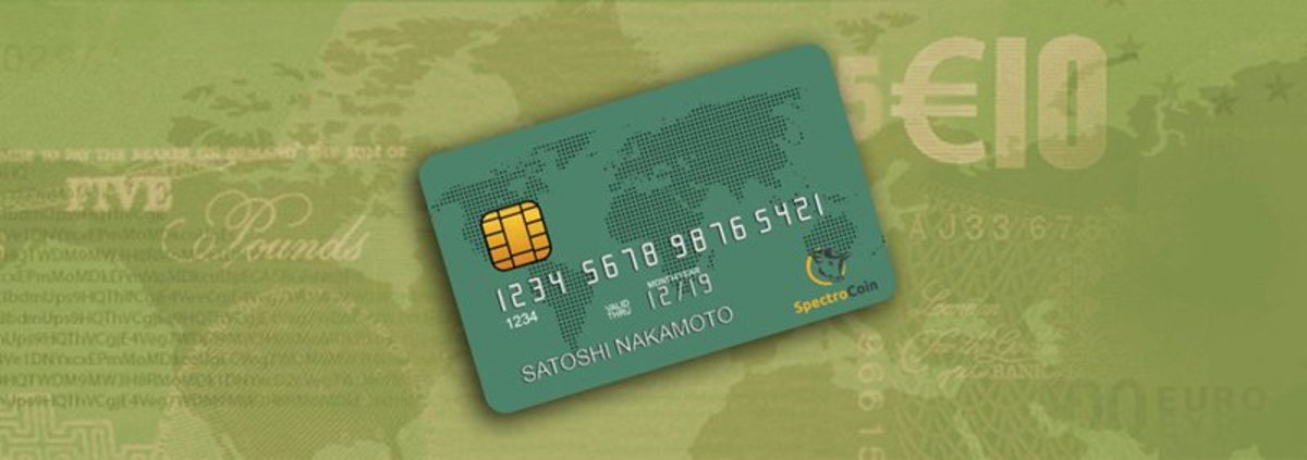 Op-ed - SpectroCoin Launches A Bitcoin Debit Card For Eastern Europe