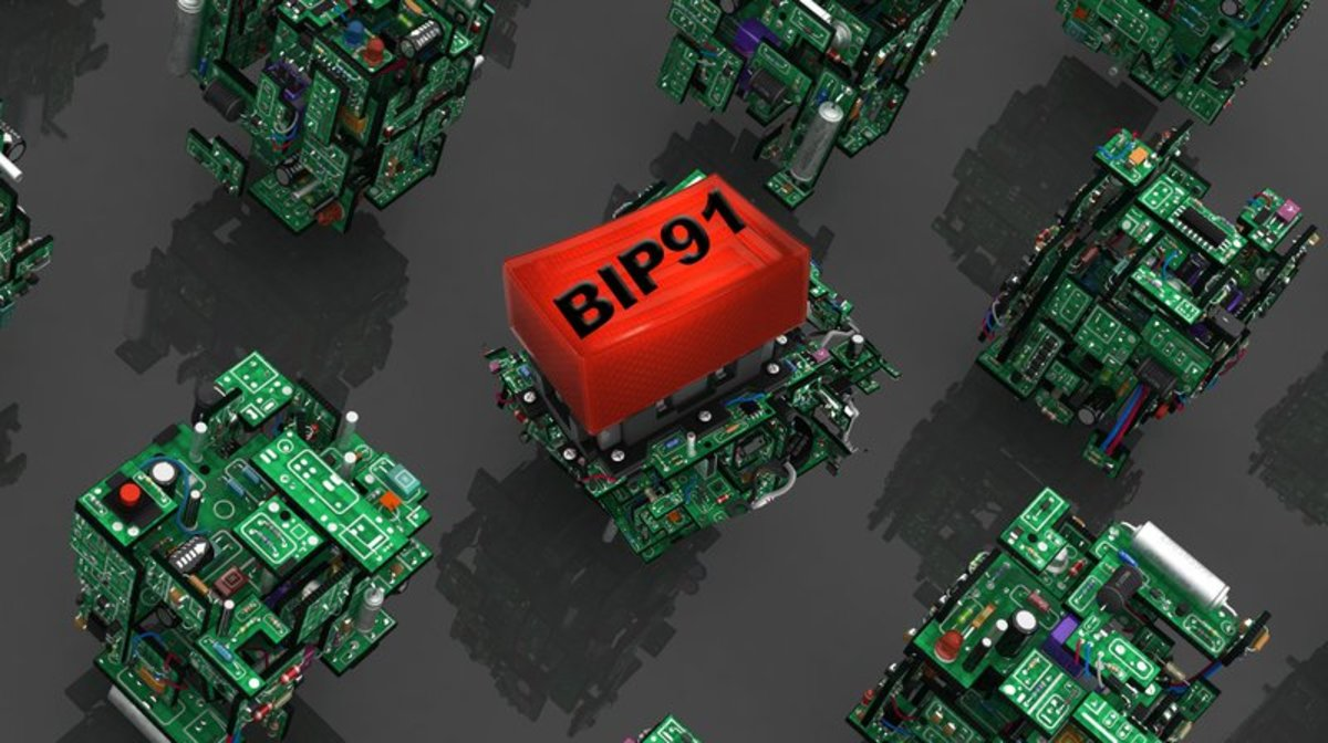 Technical - BIP 91 Has Locked In. Here's What That Means (and What It Does Not)