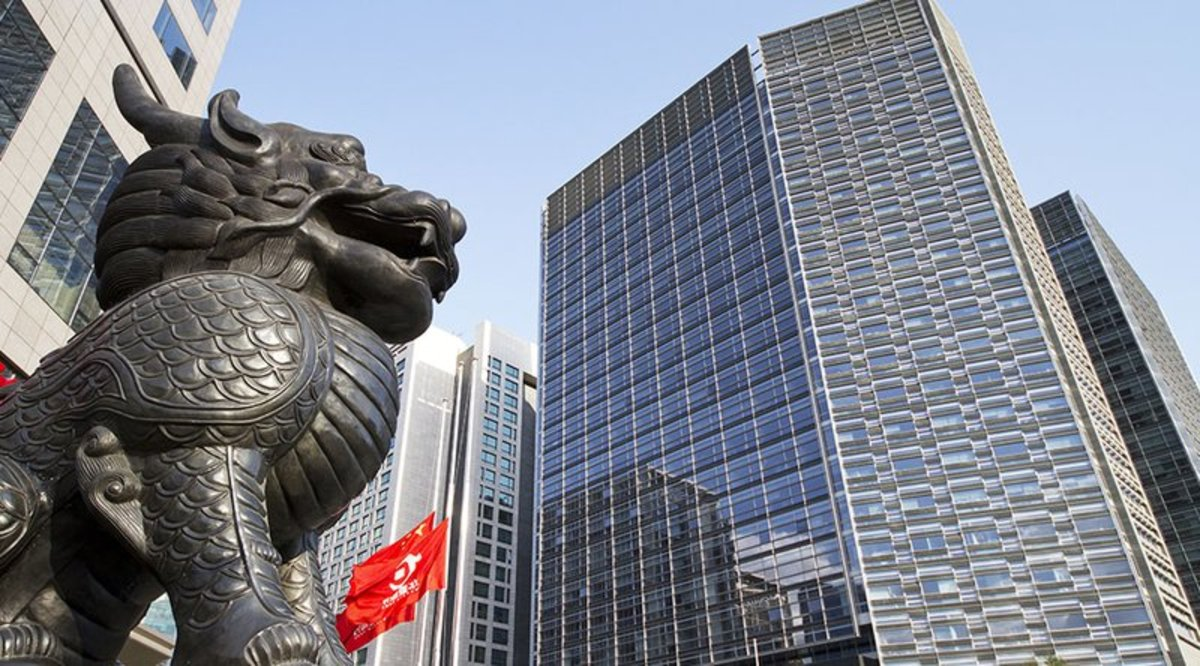 China - Asset Management Firm Launches Chinese Blockchain ETF