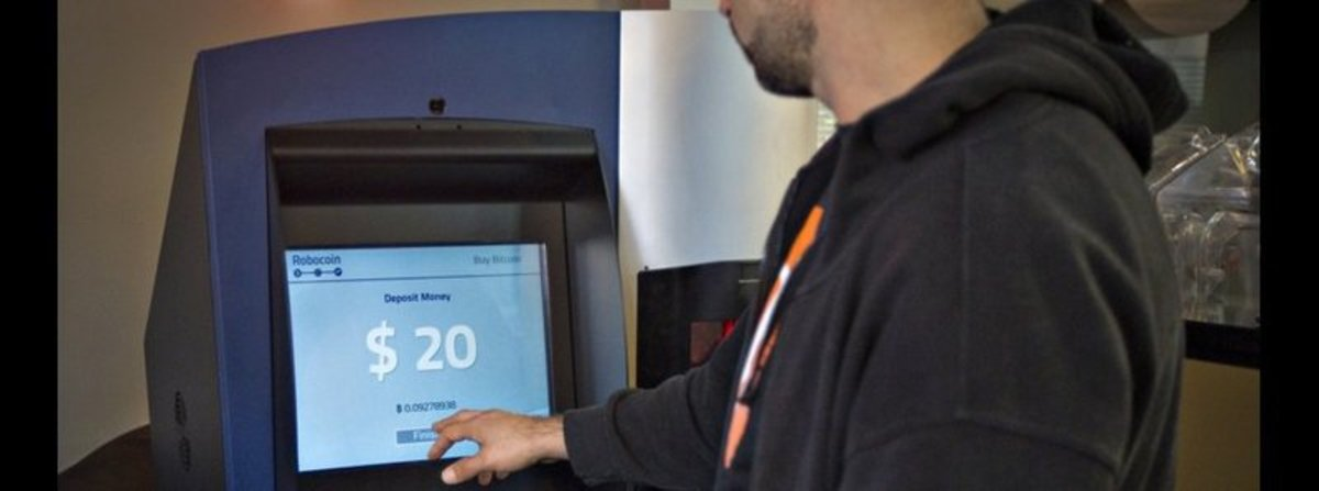 Op-ed - California's First Bitcoin ATM Debuting at 500 Startups' Bitcoinference