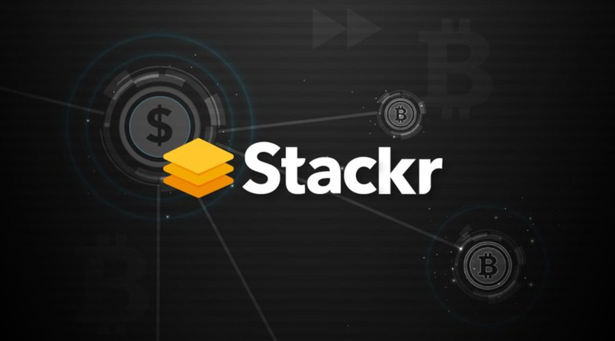 - Stackr: The Dawn of a Digital Asset Savings Solution
