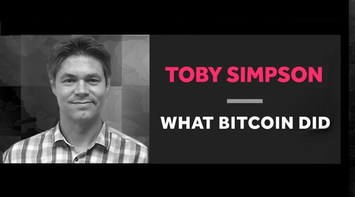 Technical - Achieving Truly Useful Proof of Work: Toby Simpson of Fetch.ai