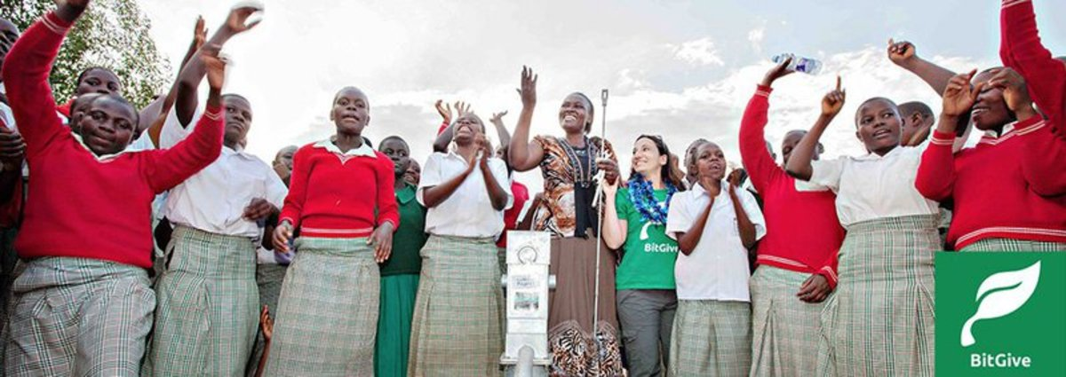 Op-ed - Celebrating World Water Day: A Profile of BitGive's Kenya Water Project
