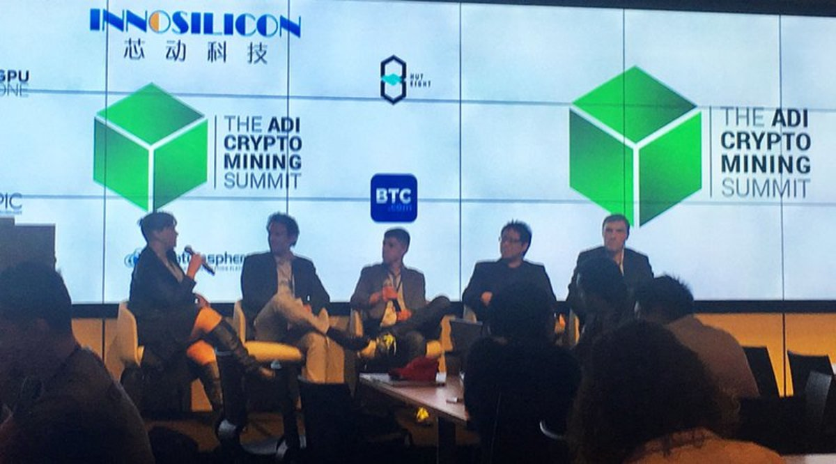 Mining - First Bitcoin Mining Conference Hashes Over the High Cost of Energy