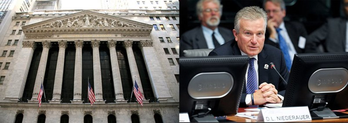 Op-ed - More Wall Street Insiders Move Into Bitcoin: Tera Group Hires Former NYSE CEO