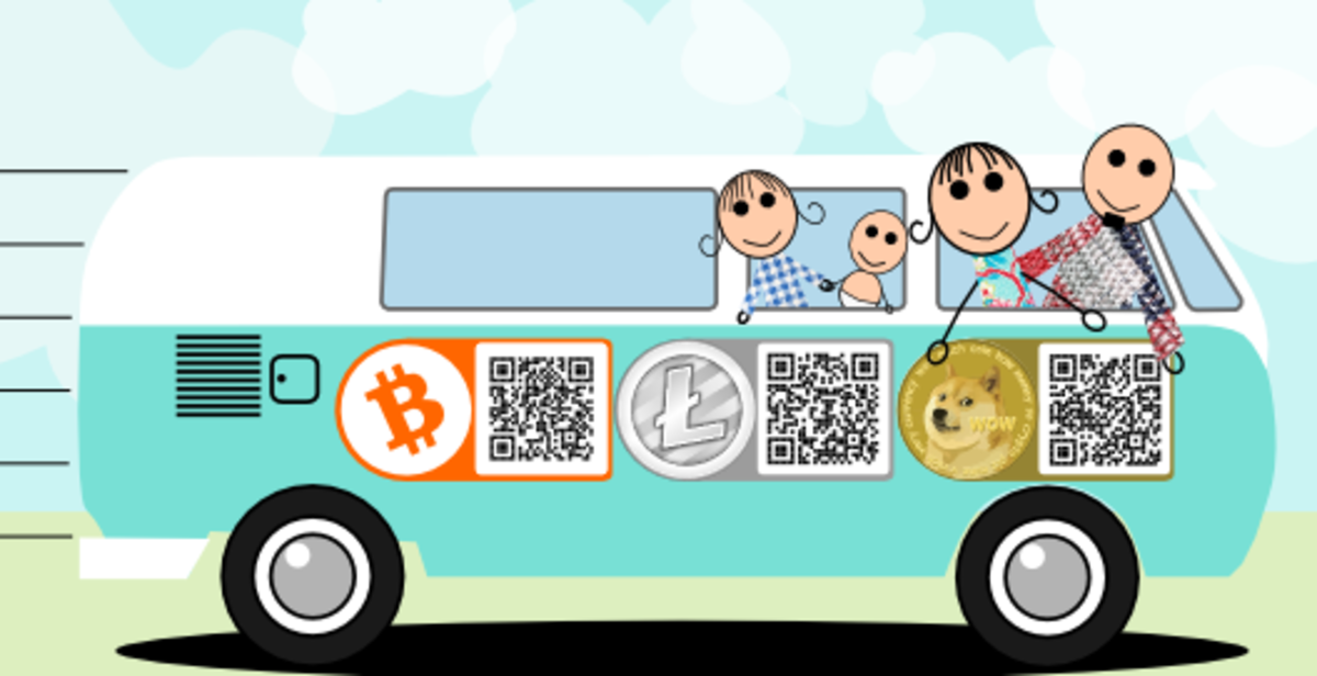 Op-ed - How My Family Survived 24 Days Traveling on Bitcoin
