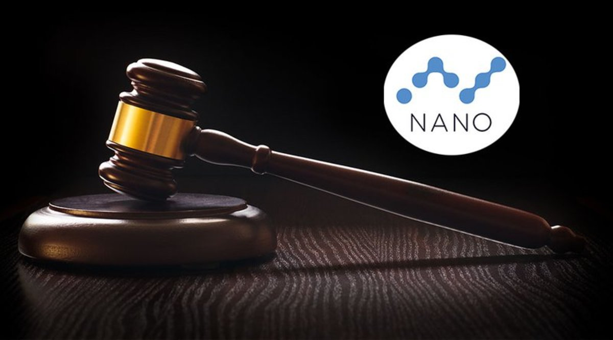 Law & justice - Nano Team Target of Cryptocurrency Class Action Lawsuit