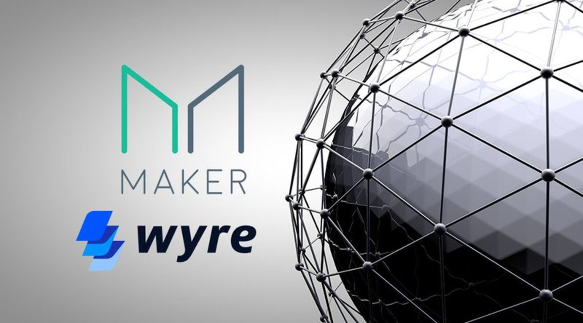 Payments - Wyre Adds MakerDAO Stablecoin Pairing for Global Money Transfers