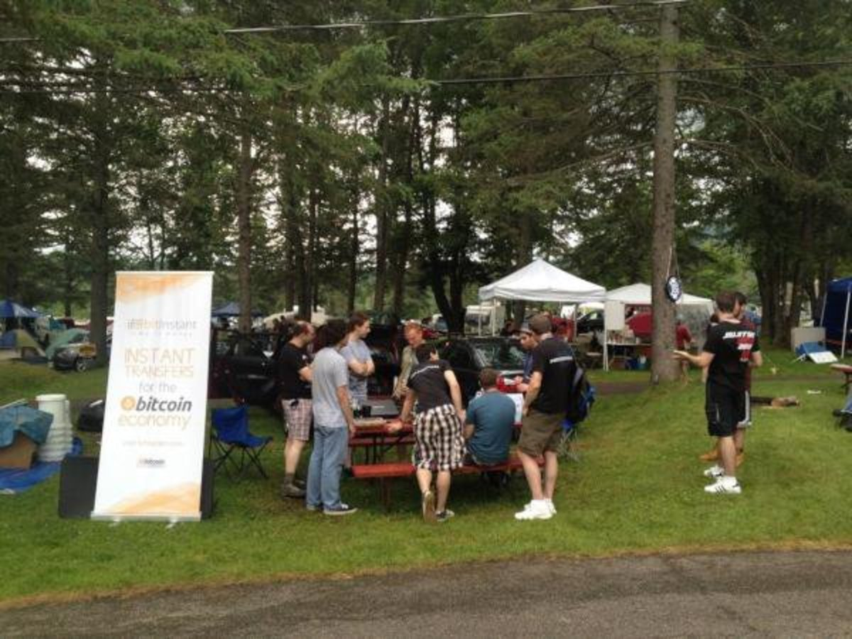 Events - Bitcoin At Porcfest