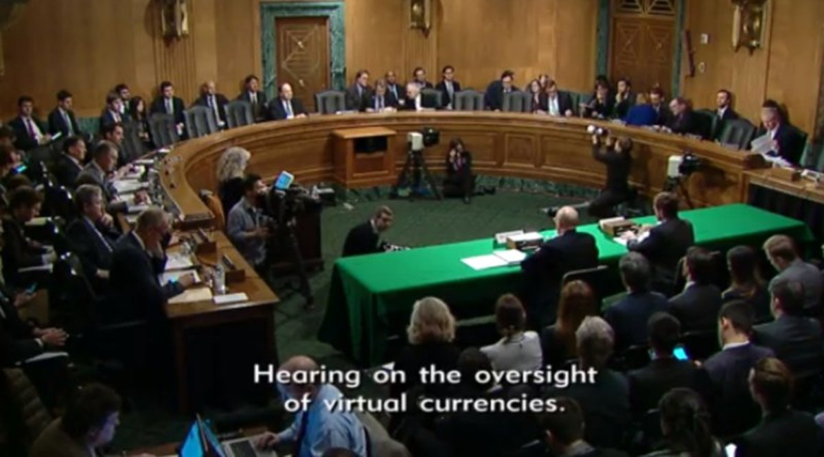 Regulation - SEC and CFTC Give Testimonies at Senate Hearing on Virtual Currencies