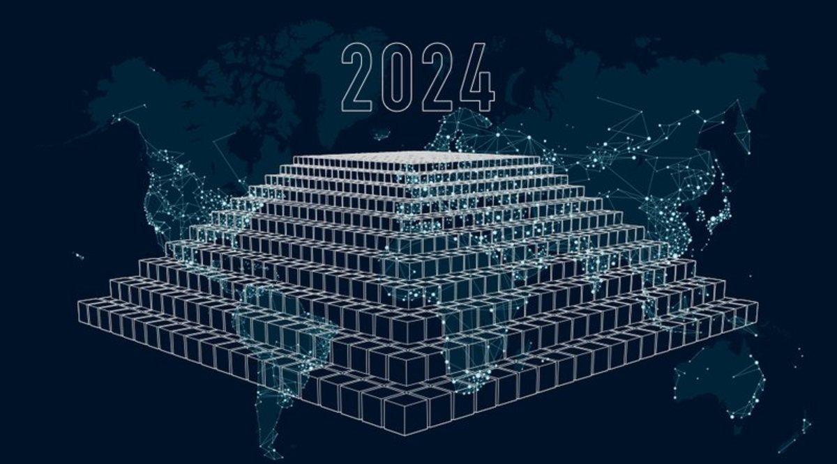 Adoption - Report: Blockchain Technology Market to Reach $7.7 Billion by 2024