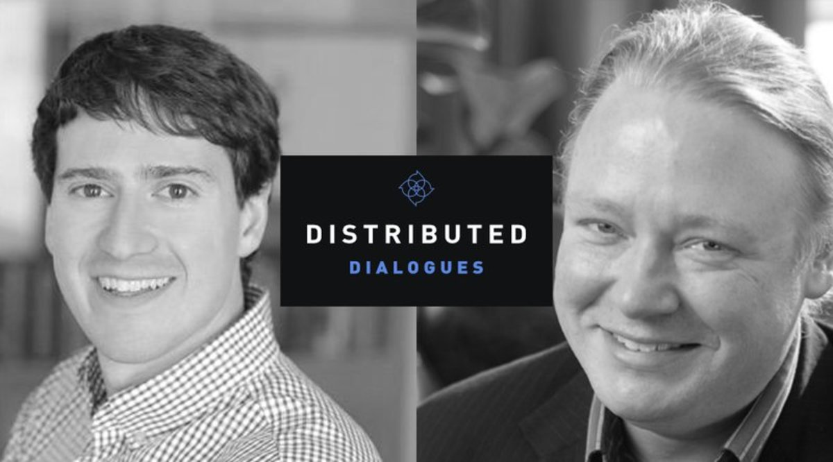 Let's talk bitcoin - Distributed Dialogues: Blockchain's Better Side