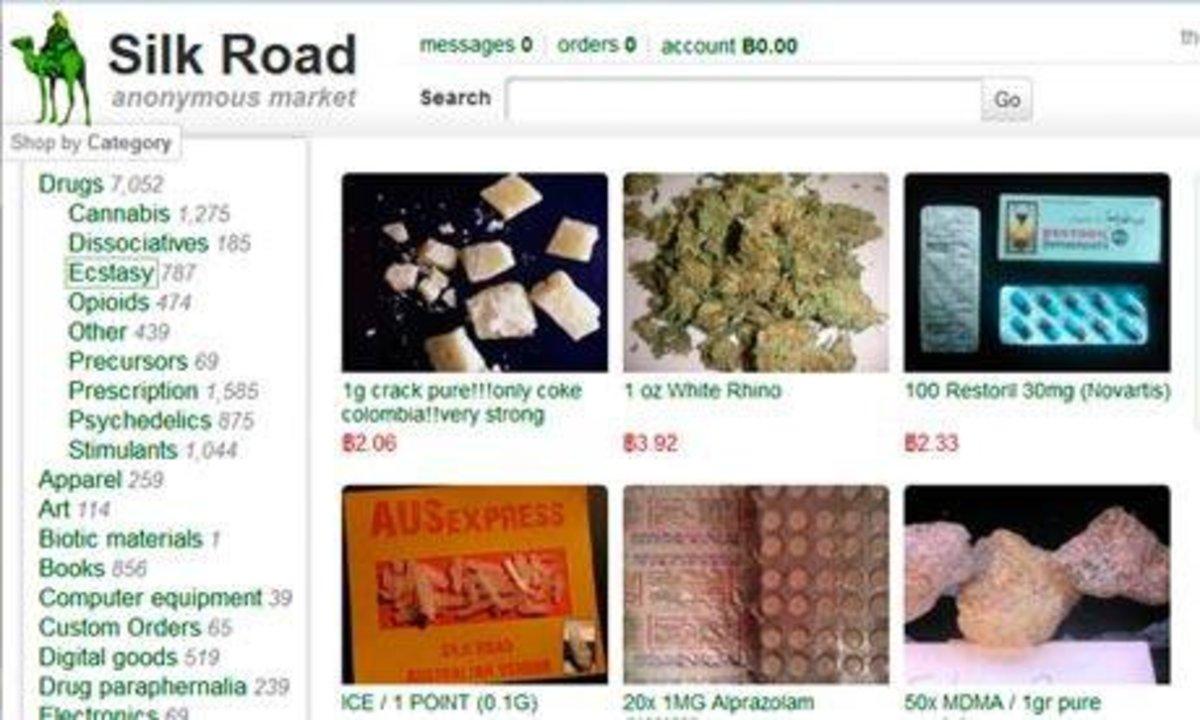 Dark web - Silk Road Shut Down