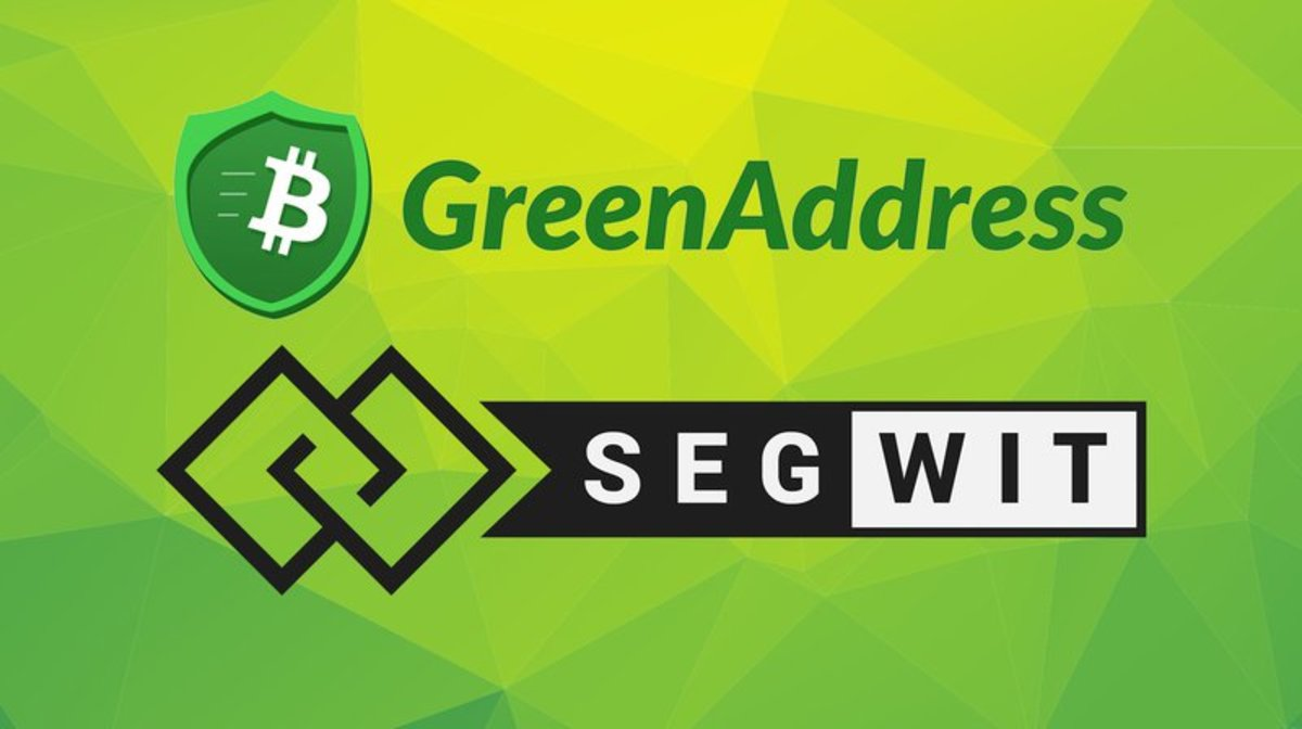 Startups - GreenAddress Is Now the First Mobile Wallet to Offer SegWit Transactions