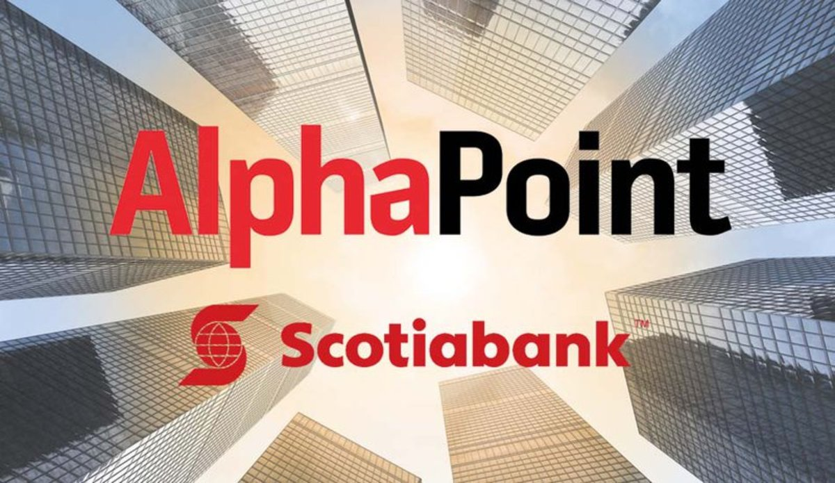 Blockchain - AlphaPoint Completes Blockchain Trial With Scotiabank