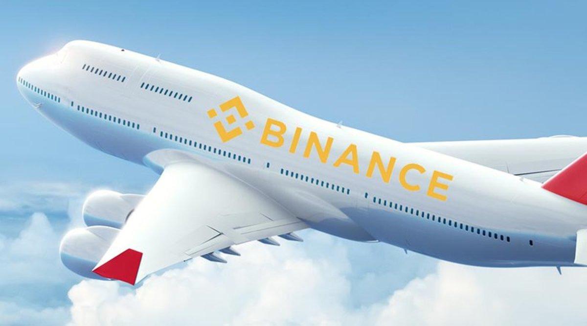Adoption - Binance Invests $2.5 Million in Australian Blockchain Travel Startup