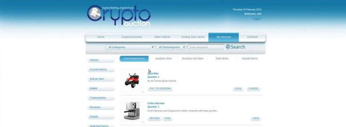Op-ed - Cryptoauction Relaunch – Will it Help Bring Bitcoin Mainstream?