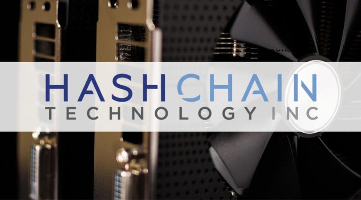 Mining - HashChain Technology Acquires Blockchain Company NODE40