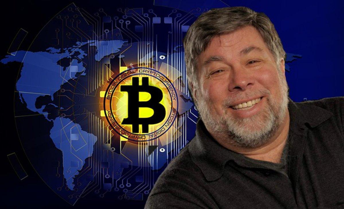 - Steve Wozniak Wants Bitcoin to Become the World's Single Currency