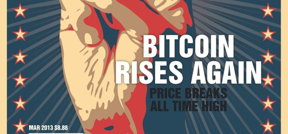 Op-ed - Bitcoin Magazine Issue 8 In Print