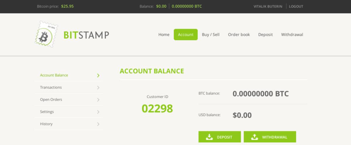 Op-ed - Introducing The Exchanges: BitStamp