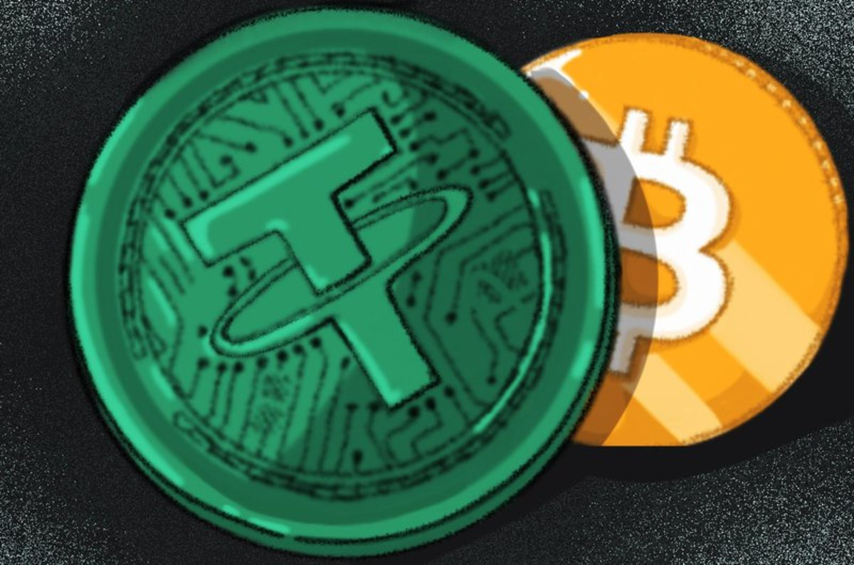 Law & justice - Tether Partly Backed by Bitcoin