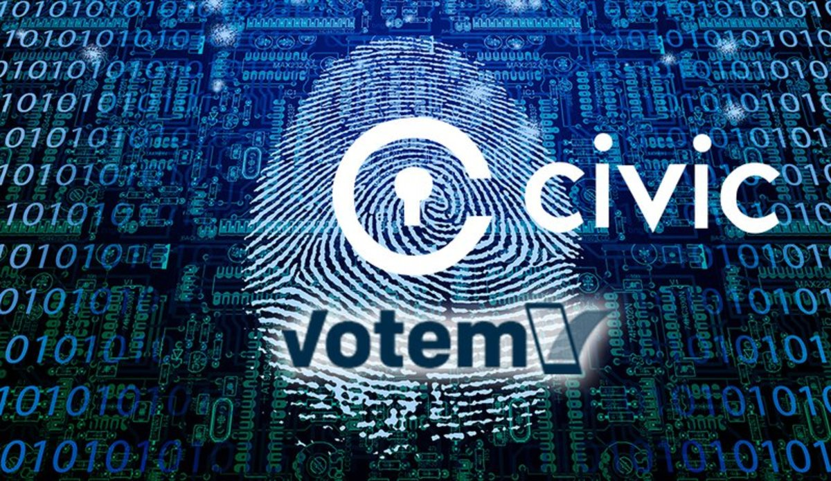 Privacy & security - Civic and Votem's Partnership Accelerates Blockchain-Based KYC Process