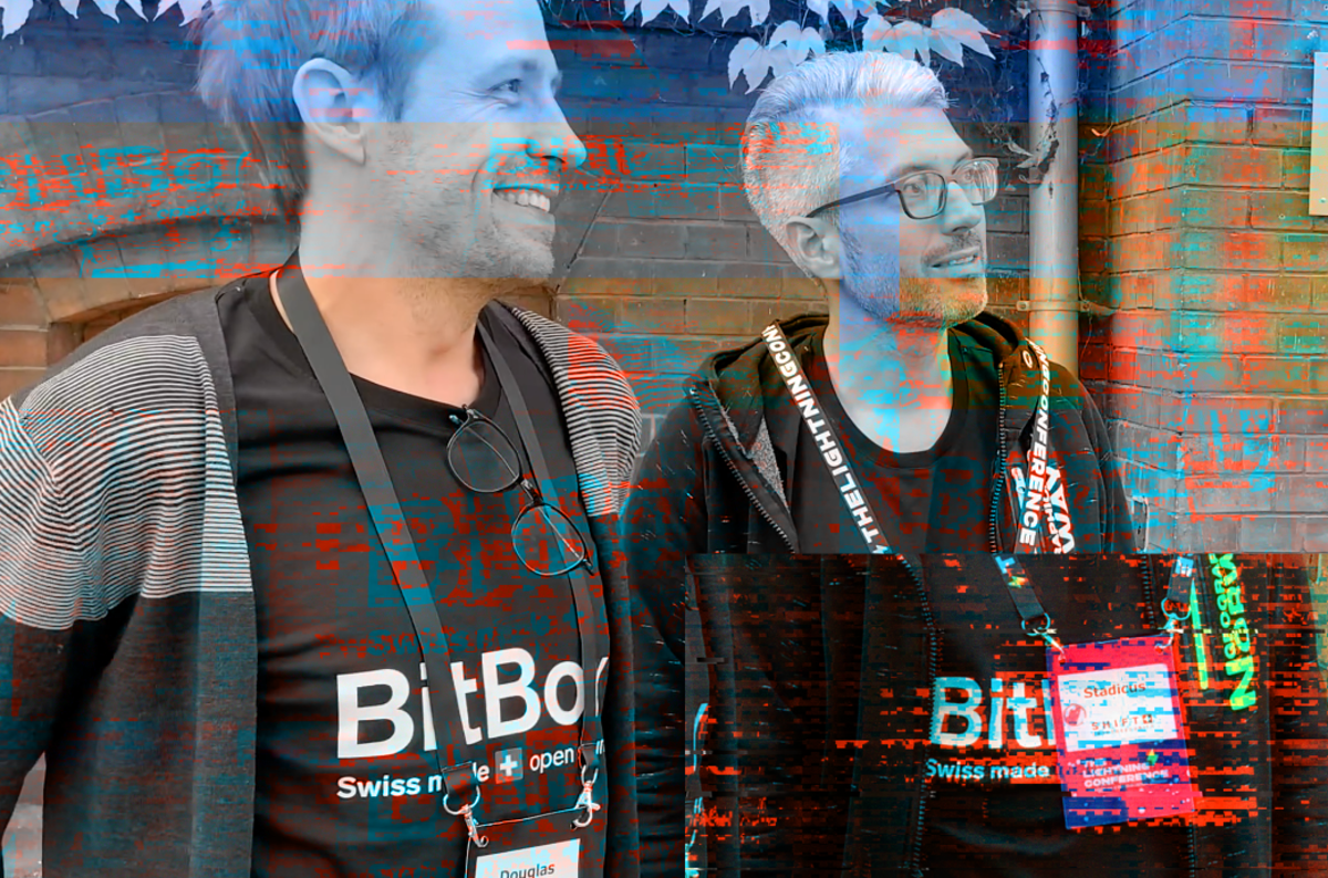 Douglas Bakkum and Stadicus of Shift Cryptosecurity discuss the new BitBox02 hardware wallet and upcoming BitBoxBase Bitcoin and Lightning node.