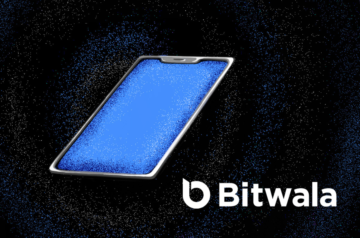 The new mobile app from German bitcoin banking service Bitwala lets users set up bank accounts tied directly to bitcoin funds from their smartphones.
