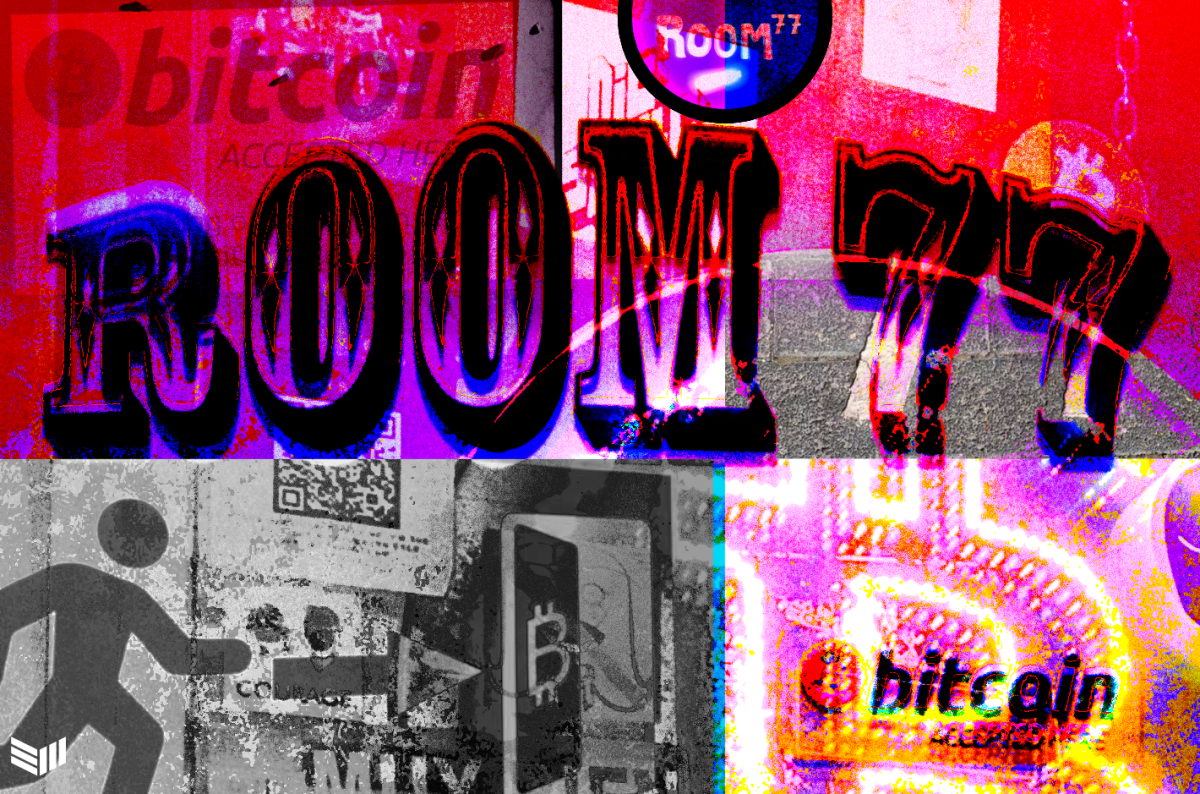 Berlin's Room77 offered Bitcoiners a place to meet, drink and pay in BTC. Even though it closed this month, its memory will live on.