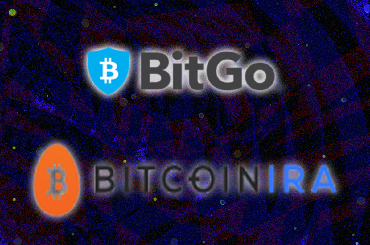 Bitcoin IRA and BitGo are partnering to offer insurance plans for crypto-based individual retirement accounts.