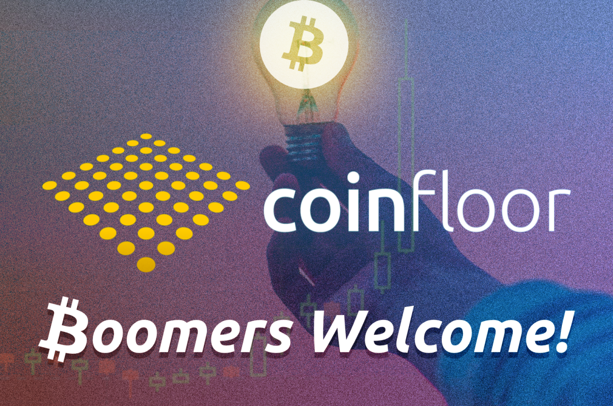 The legacy U.K. bitcoin exchange Coinfloor is working to onboard Baby Boomers to BTC, an increasingly attractive investing choice for the generation.