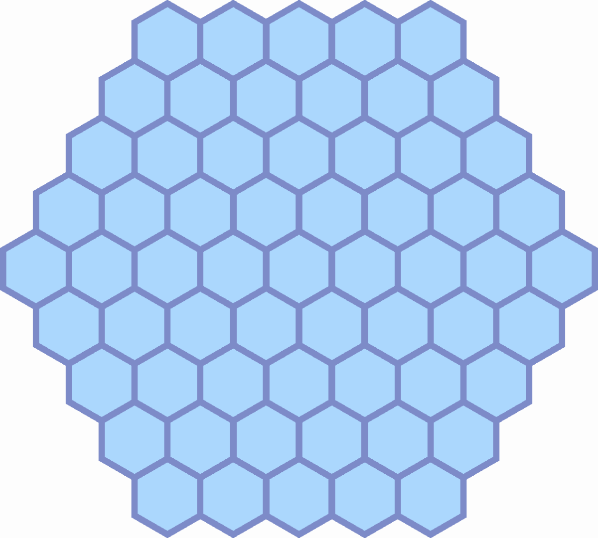 Hexagon - Tile