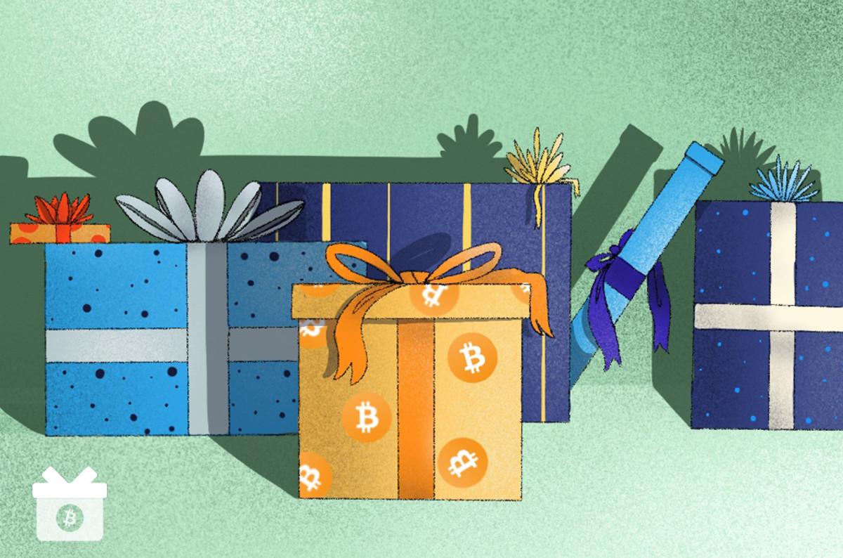 GiveBitcoin Wants You to Give Bitcoin This Holiday Season