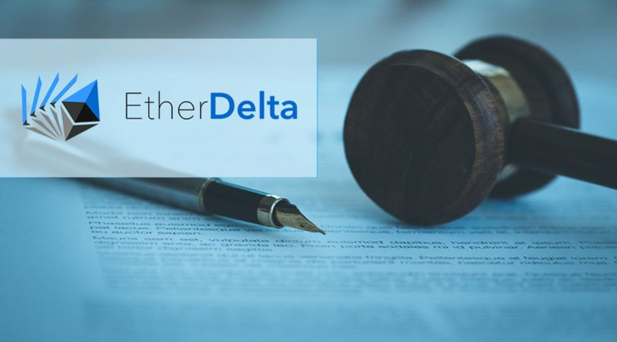 Regulation - EtherDelta Founder Charged by SEC For Operating an Unregistered Exchange