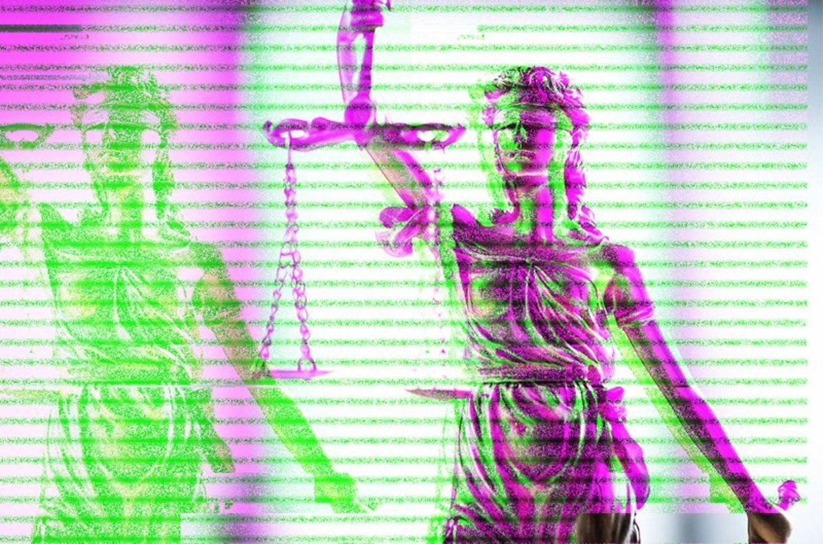 Law & justice - Bitfinex