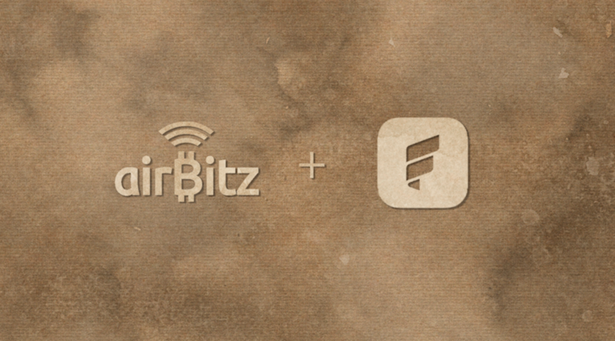 Op-ed - AirBitz Partners with Fold