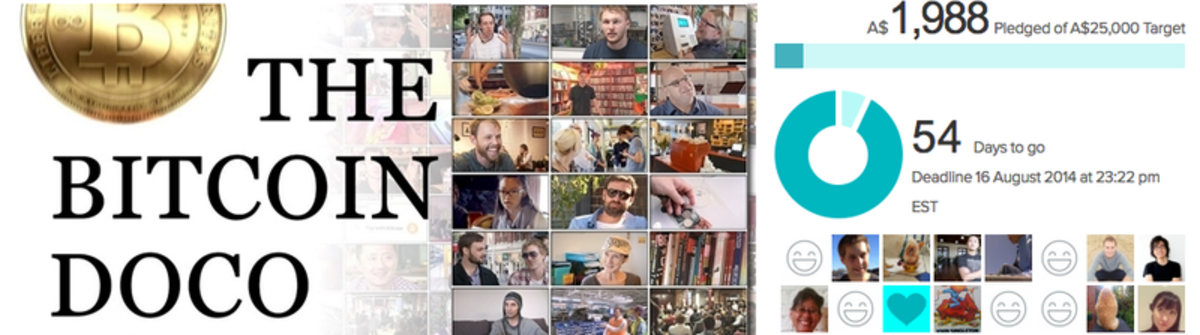 Op-ed - Australian Bitcoin Documentary – Crowdfunding Launch