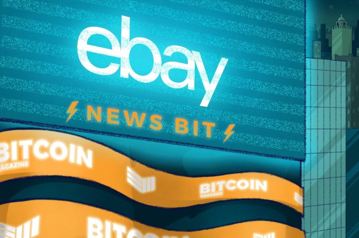 Adoption - eBay Teases Crypto Expansion