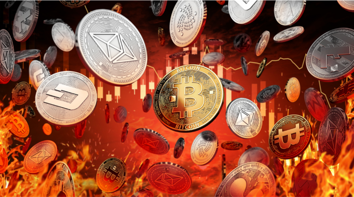 Regulation - Cryptocurrency's Red Tuesday Firesale Leaves Everyone Speculating
