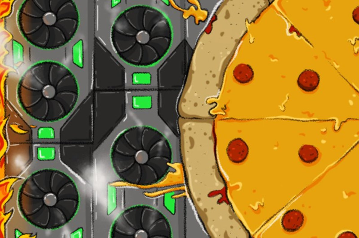 Adoption & community - The Man Behind Bitcoin Pizza Day Is More Than a Meme: He's a Mining Pioneer
