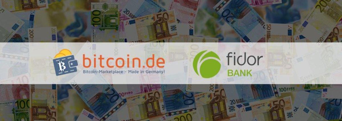 Op-ed - German Fidor Bank Brings Bitcoin to Mainstream Banking