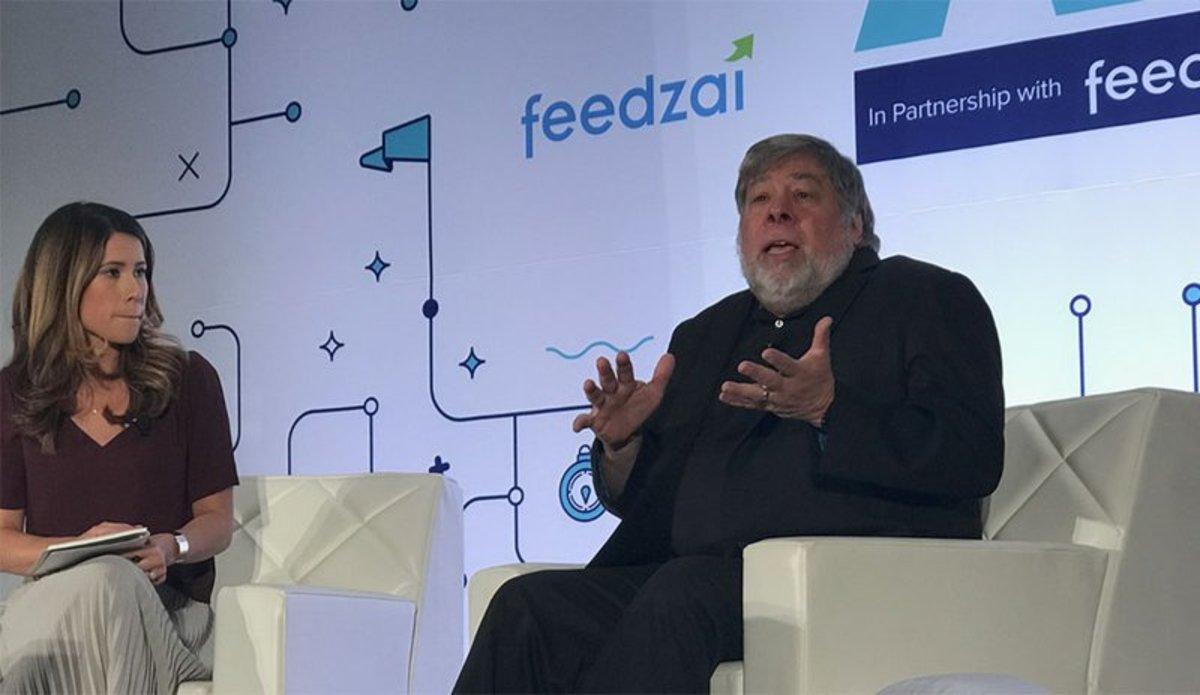 Adoption & community - Money20/20: Wozniak Thinks Bitcoin Is Better Than Gold