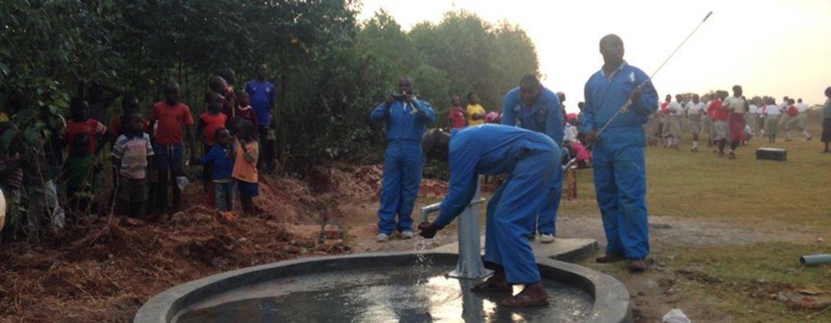 Op-ed - Water Project